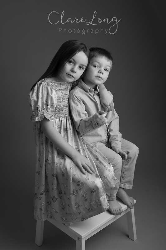Clare Long Photography Kent Childrens photographer fine art brother sister